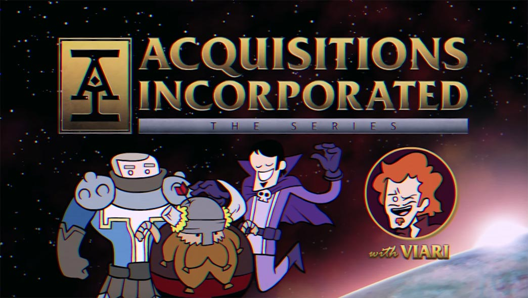 Acq Inc: The Series