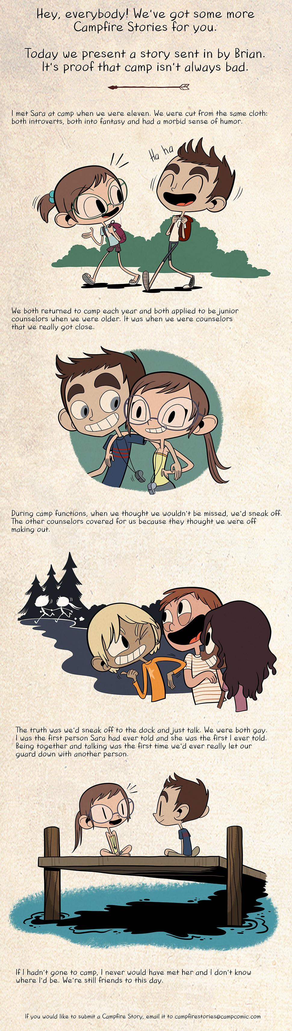 Campfire Stories #3