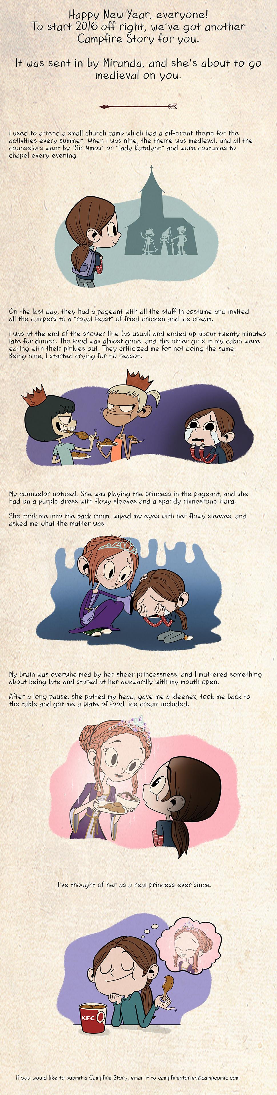 Campfire Stories #6