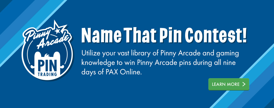 PAX Online Name that Pin Contest