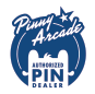 Pinny Arcade Authorized Pin Dealer