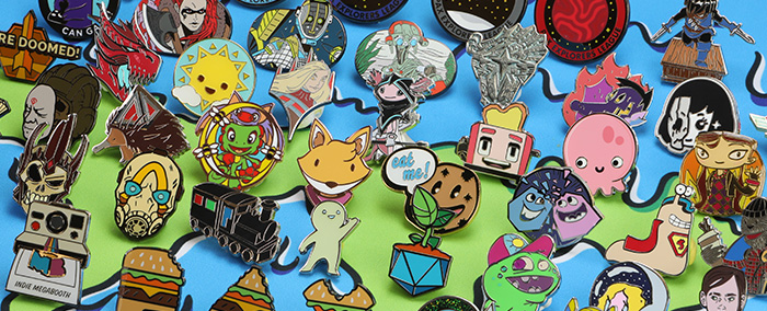 PAX West 2019 Pin Quest