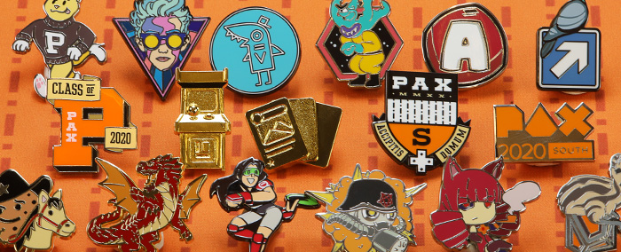 PAX South 2020 Pin Quest!