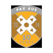 PAX Aus 10 Year Anniversary